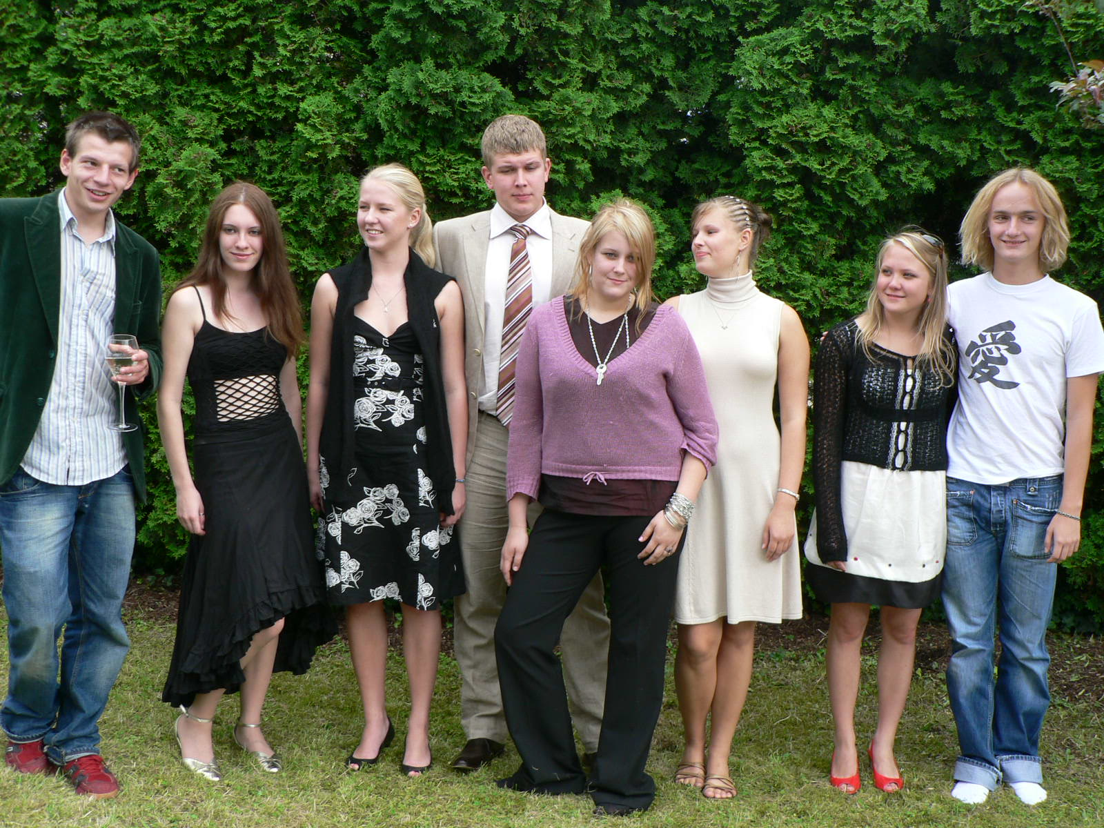 Euroopa Kooli lõpupidu 2007